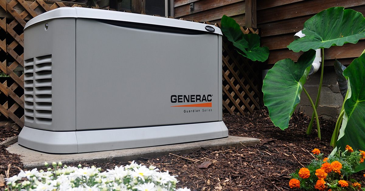 Reasons to Buy a Backup Generator